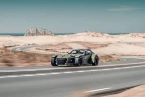 Ποιος είδε το roadster της Donkervoort και δεν το φοβήθηκε
