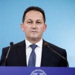 """Στέλιος Πέτσας: «Ο κ. Τσίπρας, ας εξηγήσει στον ελληνικό λαό τα όσα γίνονταν στο """"μαγαζί""""»"""