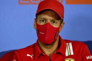 Φέτελ:  Δεν υπήρξε ποτέ πρόταση από την Ferrari