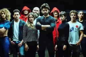 La Casa De Papel: O σεναριογράφος Alex Pina έδειξε τον δρόμο για την πέμπτη σεζόν