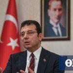 O Ιμάμογλου ειρωνεύεται τον Ερντογάν για την Αγιά Σοφιά: Θα στηρίξω αν δημιουργεί θέσεις εργασίας