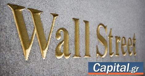 Wall: Έχασε 350 μονάδες ο Dow Jones -selloff στην τεχνολογία