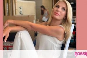 Έτοιμη για την επόμενη τηλεοπτική της εμφάνιση η Ελένη Μενεγάκη (photos)