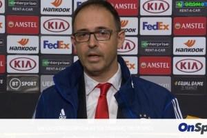 Γαβαλάς: «Εκτεθειμένη με τις επιλογές της η UEFA» (video)