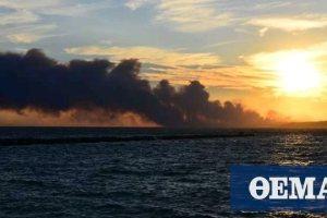 Γαλλία: Εκκενώθηκαν τρία κάμπινγκ κοντά στη Μασσαλία λόγω πυρκαγιάς