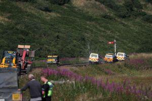 Εκτροχιασμός τρένου στη Σκωτία: Αναφορές για νεκρούς