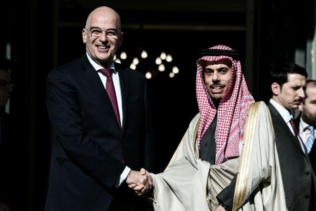 Η Σαουδική Αραβία εξήρε τη συμφωνία Ελλάδας-Αιγύπτου για την ΑΟΖ