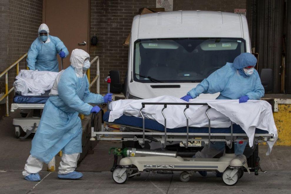 Κορωνοϊός: Άνω των 680.000 οι θάνατοι και των 17 εκατ. τα κρούσματα - Ειδήσεις - νέα - Το Βήμα Online