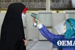 Κορωνοϊός: Ένας νεκρός κάθε επτά λεπτά στο Ιράν