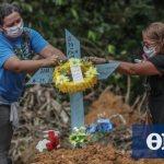 Κορωνοϊός - Βραζιλία: 1.274 θάνατοι και πάνω από 52.000 κρούσματα σε ένα 24ωρο
