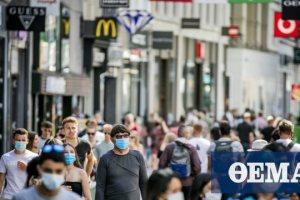 Κορωνοϊός - Ολλανδία: Άλμα 55% στον αριθμό των κρουσμάτων μέσα σε μία εβδομάδα