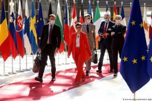 Κυρώσεις στη Λευκορωσία και μόνο εκκλήσεις στην Τουρκία; | DW | 18.08.2020