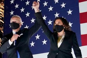 Φως και σκότος στον αμερικανικό προεκλογικό αγώνα | DW | 21.08.2020