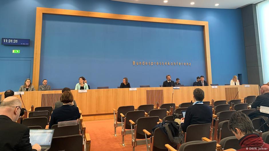 H τηλεδιάσκεψη των ΥπΕξ της ΕΕ είναι για τη Λευκορωσία...   DW   14.08.2020