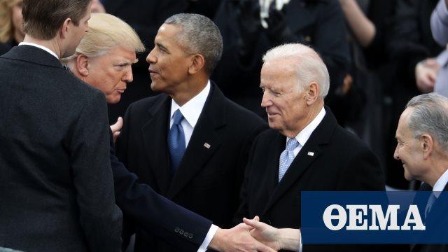 Εκτός ορίων η πολιτική αντιπαράθεση στις ΗΠΑ: Τραμπ: Είσαι ηλίθιος - Μπάιντεν: Είσαι δειλός
