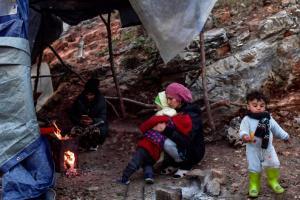 Ημερολόγιο ανθρωπιάς και απελπισίας στη Σάμο | DW | 25.09.2020