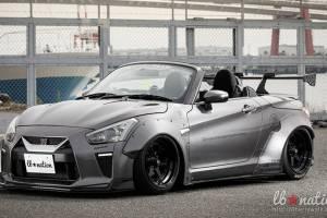 Η εταιρία που θέλει να μετατρέψει το μικρό ιαπωνικό αμάξι σου σε... GT δαίμονα