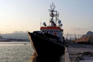 Ιταλικό «φρένο» στους διασώστες του Sea Watch | DW | 20.09.2020