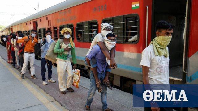 Κορωνοϊός - Ινδία: Νέο παγκόσμιο ρεκόρ με 86.432 κρούσματα σήμερα