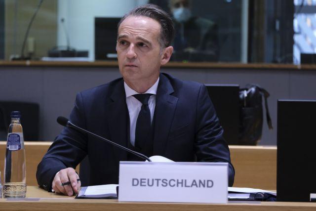 Κορωνοϊός: Σε καραντίνα ο Γερμανός ΥΠΕΞ – Θετικό στον ιό άτομο της ασφάλειάς του