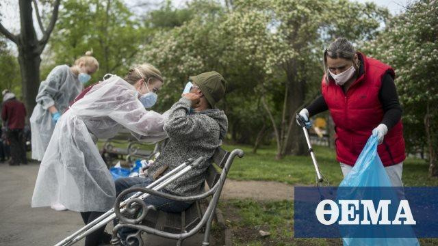 Κορωνοϊός - Τσεχία: Δωρεάν μάσκες για τους άνω των 60 ετών
