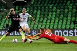 Κρασνοντάρ - ΠΑΟΚ 2-1: Έχασε, αλλά δεν χάθηκε