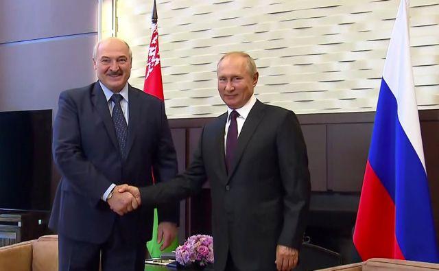 Λουκασένκο σε Πούτιν : «Ένας φίλος σου έχει πρόβλημα»