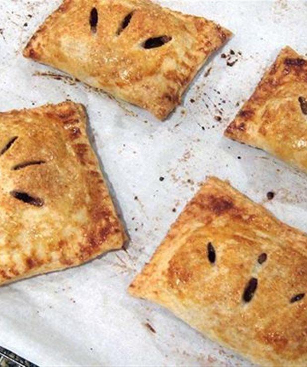 Μία εύκολη συνταγή για αφράτα μηλοπιτάκια!