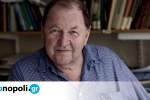 Μιλώντας για σινεμά με τον σπουδαίο Σουηδό σκηνοθέτη Ρόι Άντερσον
