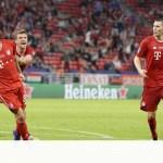 Μπάγερν Μονάχου-Σεβίλλη 2-1: Στο τέλος κερδίζουν οι Βαυαροί (videos+photos)