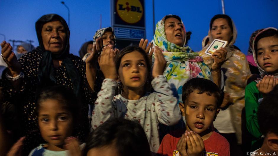 Οι πρόσφυγες δεν είναι απειλή αλλά πρόκληση για την ΕΕ   DW   17.09.2020