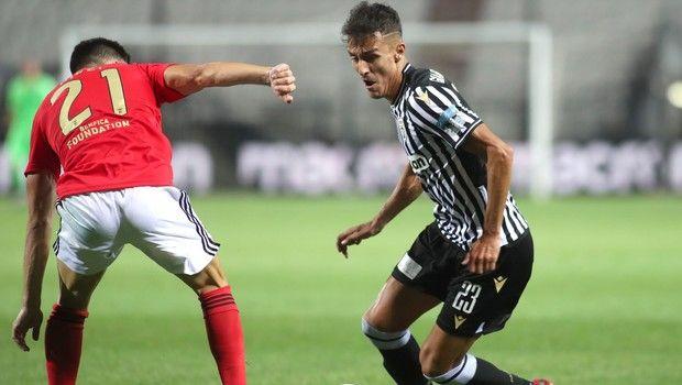 ΠΑΟΚ - Μπενφίκα 1-0: Έτσι άνοιξε το σκορ ο Δικέφαλος