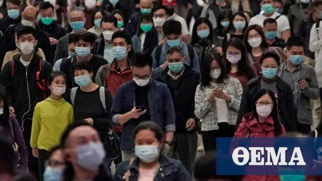 Παγκόσμιος Οργανισμός Υγείας: Ο κορωνοϊός εξαπλώνεται ταχύτατα και σκοτώνει - Μάσκες και στις διαδηλώσεις