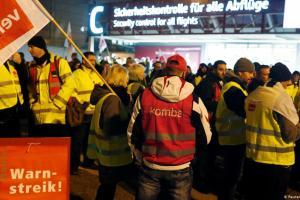Προειδοποιητικές απεργίες στον δημόσιο τομέα της Γερμανίας   DW   21.09.2020