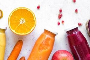 Πρόγραμμα 5 ημερών με αποτοξινωτικούς χυμούς, σαλάτες και φυσικά ενεργειακά ποτά της διατροφής Raw Food Detox - Shape.gr