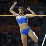 Στεφανίδη:  Μεγάλος στόχος είναι οι Ολυμπιακοί Αγώνες