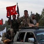 Τουρκία : Μεταφέρει στρατεύματα από την Κύπρο στη Συρία