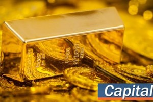 """Απώλειες περί το 2% για τον χρυσό, εν μέσω """"ράλι"""" μετοχών και ανάκαμψης του δολαρίου"""
