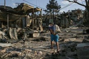 A Humanitarian Crisis in Greece