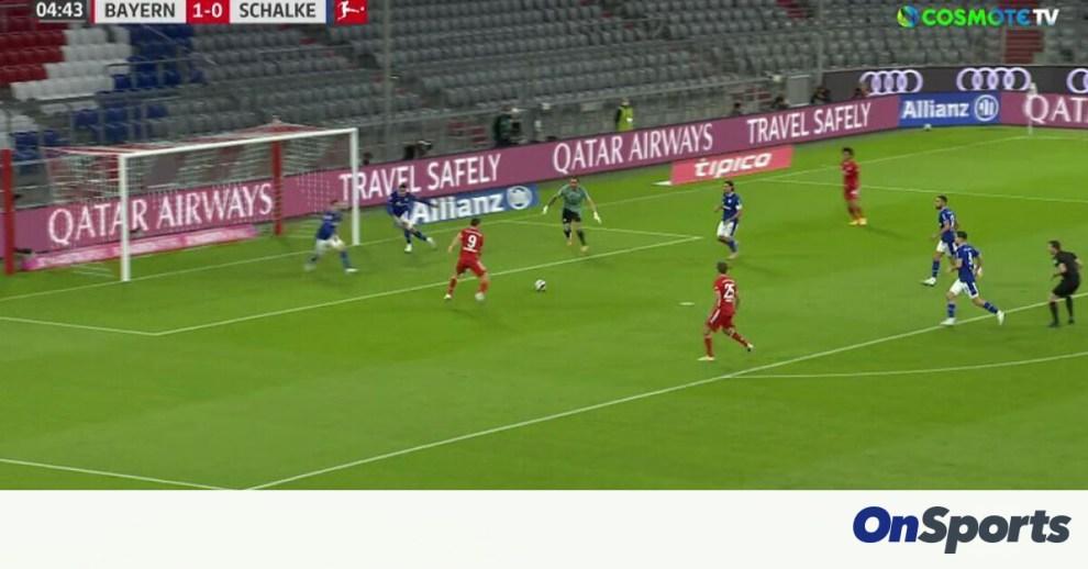 Bundesliga: Τρομερή η Μπάγερν στο ημίχρονο, τρομερό… μαλλί ο Μπόατενγκ (videos)