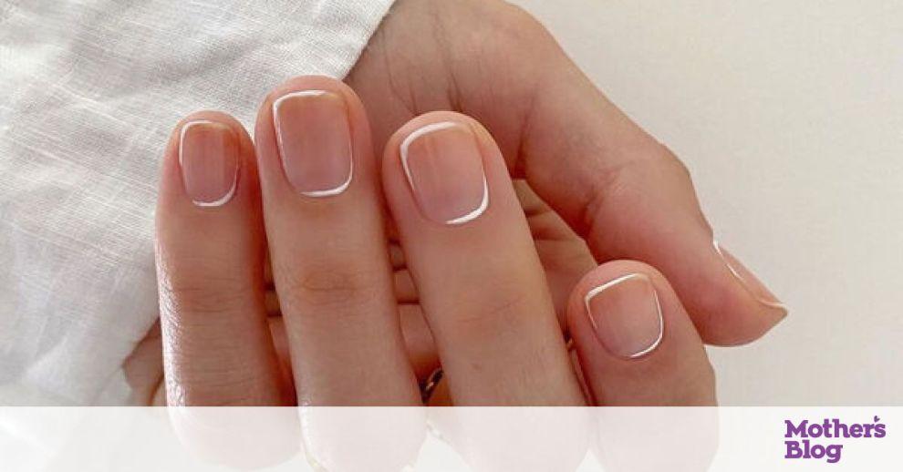 New french nails: το πιο κομψό μανικιούρ του φετινού φθινοπώρου