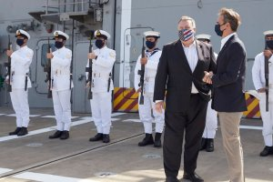 U.S. Will Base Mammoth Ship in Greece, Near Disputed Territory