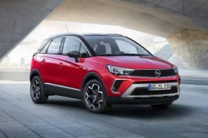 Έρχεται το ανανεωμένο Opel Crossland