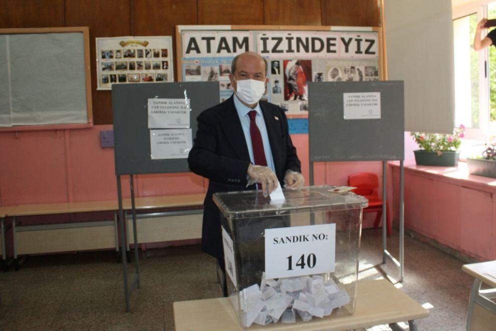 «Εκλογές» στα Κατεχόμενα : «Έτοιμος για διαπραγματεύσεις» δηλώνει ο Τατάρ - Ειδήσεις - νέα - Το Βήμα Online