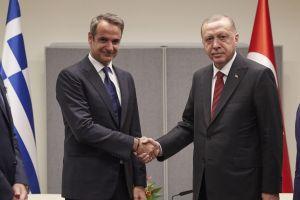 Ερντογάν: Πολύτιμο να δείχνουν αλληλεγγύη οι γείτονες σε δύσκολουςκαιρούς | Ειδήσεις - νέα - Το Βήμα Online