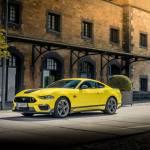 Η Ford Mustang Mach 1 στην Ευρώπη: Με 460 ίππους, 6άρι κιβώτιο και μπλοκέ διαφορικό, έτοιμη για αγώνες