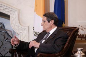Κυπριακό : Στις 3 Νοεμβρίου η συνάντηση Αναστασιάδη – Τατάρ