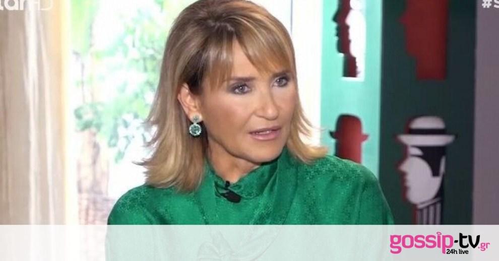 Μάρα Ζαχαρέα: «Τον Θόδωρο τον αγαπώ βαθιά γι' αυτό που είναι ως άνθρωπος»