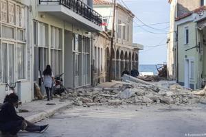 «Νεκροί και τραυματίες σε Τουρκία και Ελλάδα» | DW | 30.10.2020