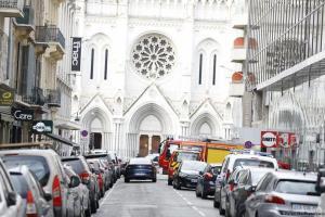 Σοκ μετά την ισλαμιστική επίθεση στη Νίκαια | DW | 29.10.2020